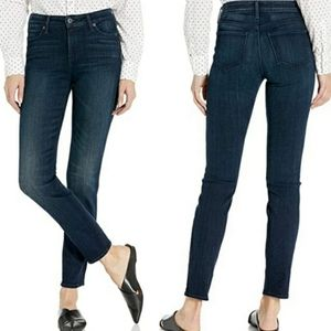 LUCKY BRAND HAYDEN MID-RISE SKINNY JEANS
